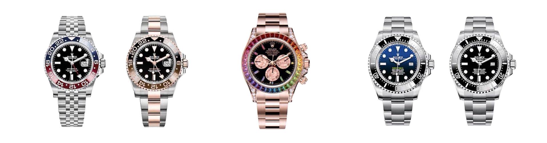 Rolex Uhren - Juwelier Weiss Uhren Ankauf & Service