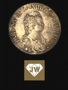 LVD XV Münze