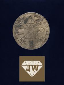 Historische Münze 1796 Arch Avst dvx bvrg loth br ab com fla