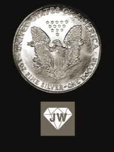 Münze Liberty 1988 2