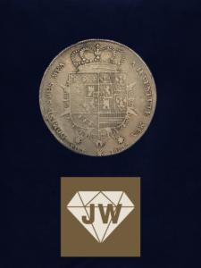 Münze 1807 Domine Spes Meo a Iuventute Mea