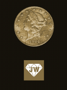 1904 Goldmünze