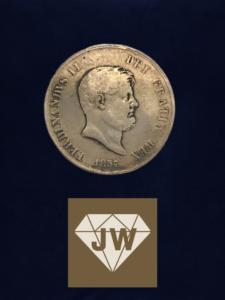 Münze 1957 Ferdinand II DEI GRATIA REX