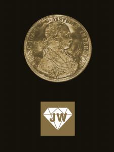 Franco Imperator Münze