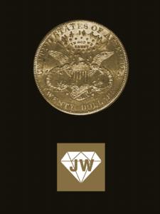 Zwanzig Dollar Münze