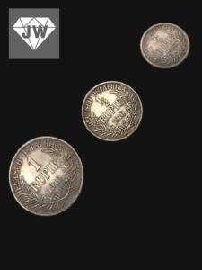 Historische Münzen 3