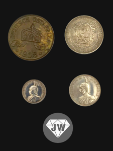 Historische Münzen 2