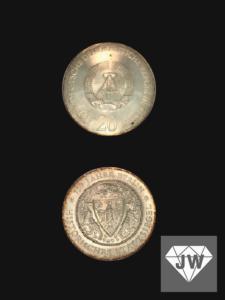 Historische Münzen