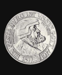 Silbermünze historisch