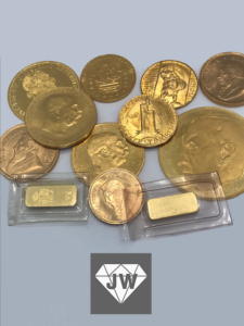 Goldmünzen diverse