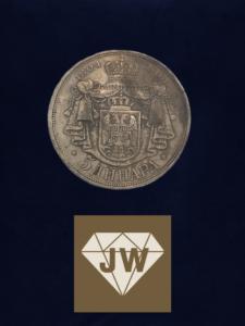 Münze 1804-1904 Russland