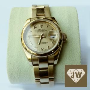 Rolex Oyster Perpetual Uhren Ankauf