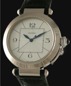 Ankauf Cartier Damenuhren