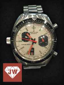Breitling Uhr Chrono-Matic