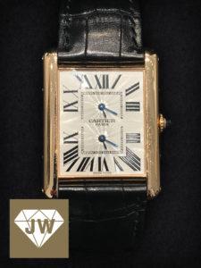 Damenuhr Cartier Paris