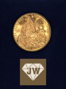 Cien Soles Oro 1964