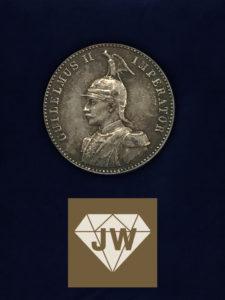 Deutsche ostafrikanische Gesellschaft Guilelmus II Imperator 1901