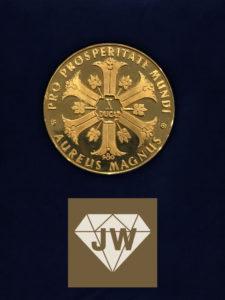Pro Prosperitate Mundi X Ducat