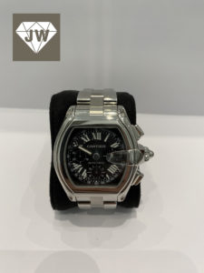 Juwelier Weiss Uhren Ankauf Berlin Cartier Automatic Armbanduhr