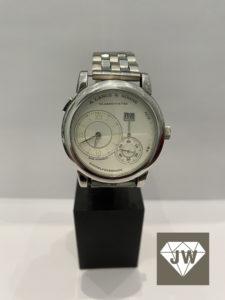 Juwelier Weiss Uhren Ankauf Berlin Glashütte Lange & Söhne