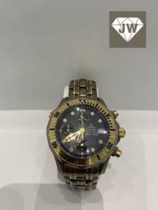 Juwelier Weiss Uhren Ankauf Berlin Omega Seamaster