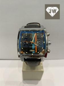 Juwelier Weiss Uhren Ankauf Berlin Tagheuer Monaco